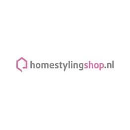 Salontafel set/2 rond/metalen rand - Robuust hardhout