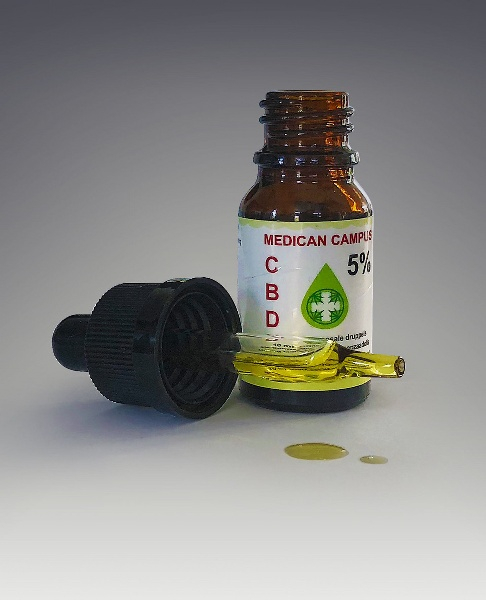 Medican Campus CBD olie 5%