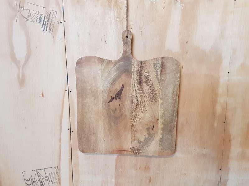 Snijplank naturel 48 x 39 cm