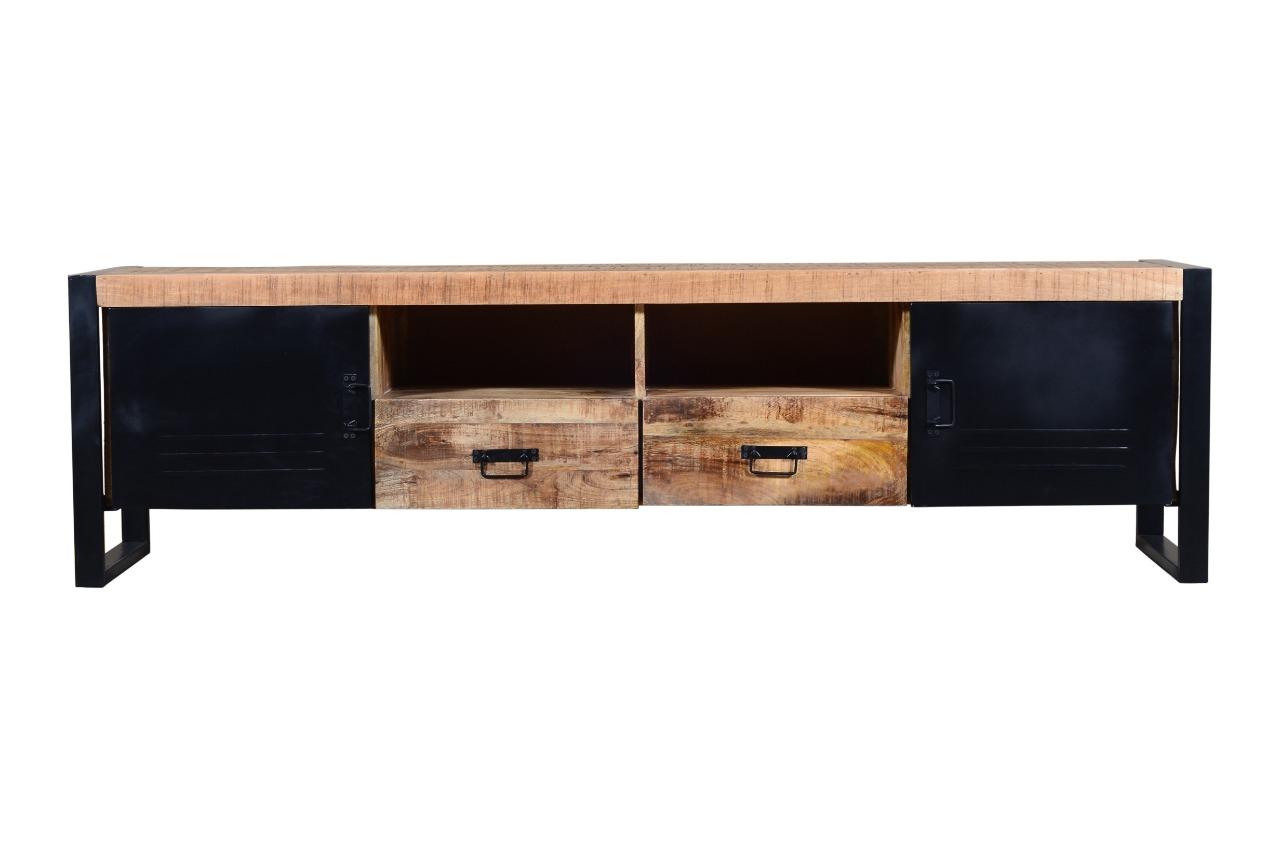 TV meubel Ben industrieel 200 cm