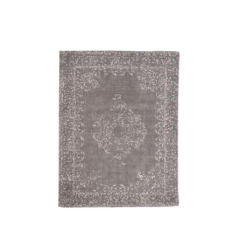Budget Design Store LABEL51 Vloerkleed Vintage Antraciet 140x160 cm online kopen
