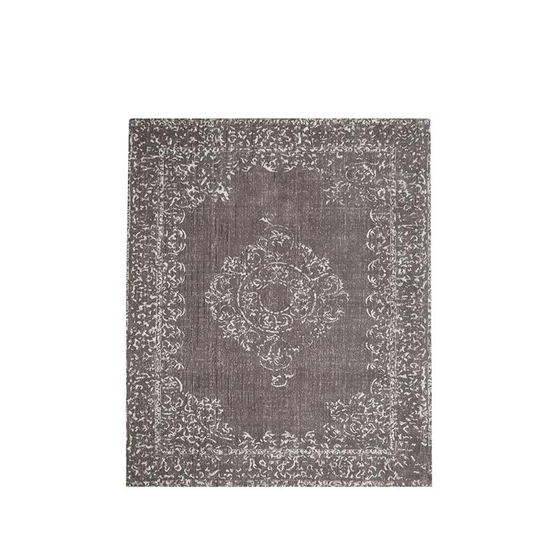 Budget Design Store LABEL51 Vloerkleed Vintage Grijs 140x160 cm online kopen
